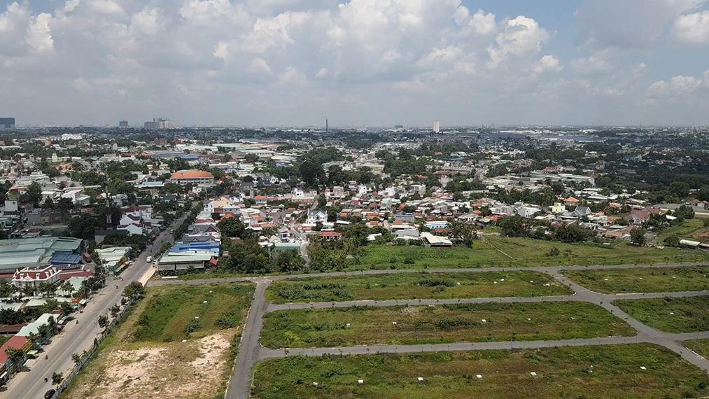 Hình ảnh dự án Đông Bình Dương