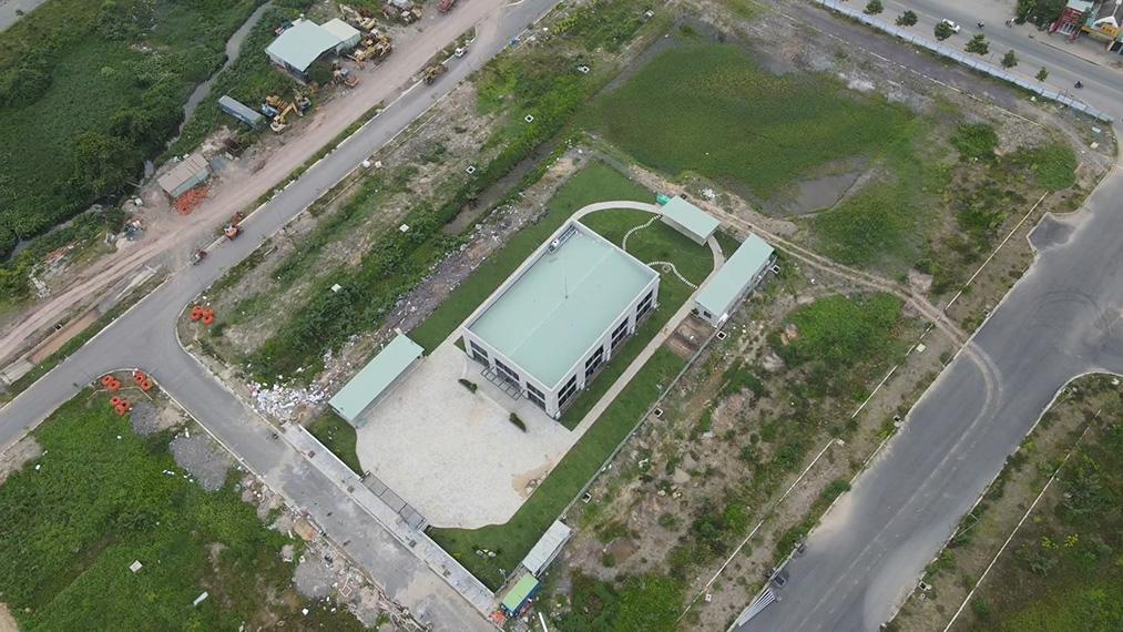 Hình ảnh thực tế dự án Đông Bình Dương tháng 7/2021